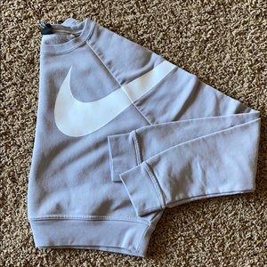 Nike Cropped Crewneck